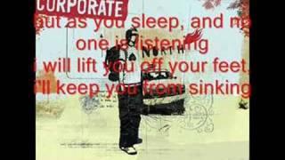 Something Corporate - As you sleep (lyrics)
