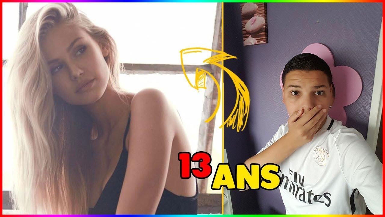 On Devine Lâge Des Filles Guess Her Age Challenge Youtube