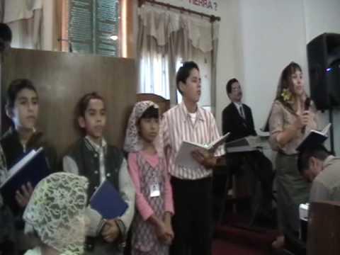 Ve y anuncia el Reino de Dios, y Oh Gran Senor