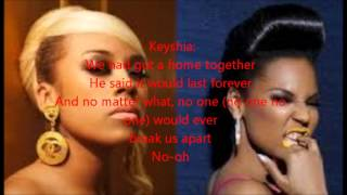 Woman To Woman Keyshia  Cole lyrics