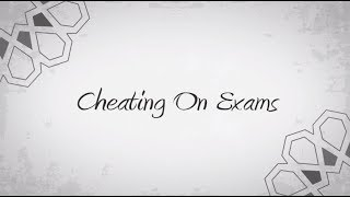 Cheating On Exams