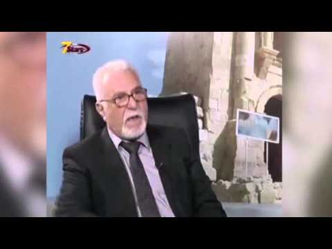 Raw: Journalists Fight Over Syria on Live TV