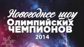 Новогоднее шоу олимпийских чемпионов 2014