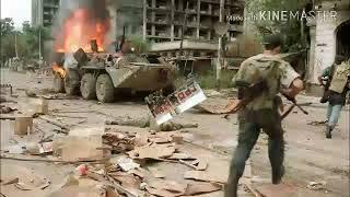 Клип о Чеченской войне