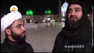 Али Гамбаров об Имаме Махди (а) из мечети Джамкаран (Кум)