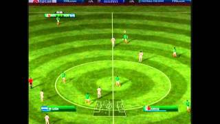 FIFA WC2010 - CONCACAF Qualifying - Xbox 360 - Mexico vs Honduras [2/2] (2)