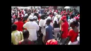 ST.KITTS & NEVIS LABOUR DAY MARCH & JAM 2014 *Part 4*