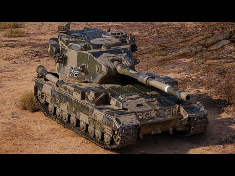 World Of Tanks FV215b (183) - 6 Kills 10,2K Damage