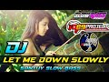 Dj Let Me Down Slowly  Project Slow Bass Terbaru   Mp3 - Mp4 Download