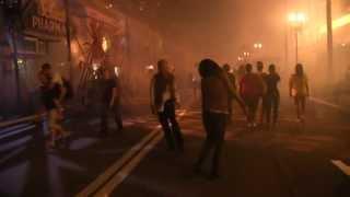 The Walking Dead Scare Zones at Halloween Horror Nights 23 - Universal Orlando