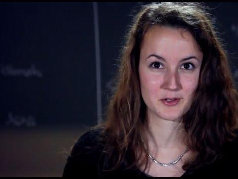 Marie, étudiante BSc en Mathématiques, EPFL