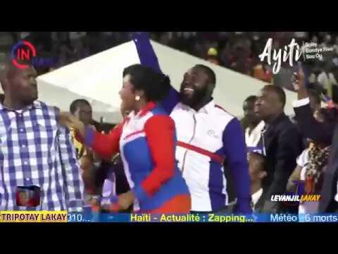 Pastè Afriken profetize sou Ayiti ak deklarasyon Trump la. Pral gen Lò, Diaman ak Gaz anba tè Ayiti