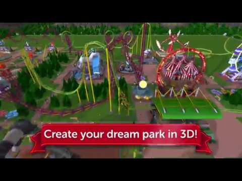 A Big 'Rollercoaster Tycoon Touch' Update is Coming Next