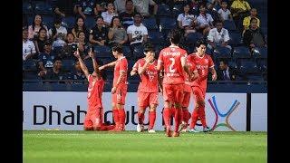 Buriram United 0-2 Jeju United (AFC Champions League 2018: Group Stage)