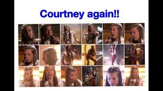 Courtney Hadwin again! Semi final AGT 2018! Go girl!