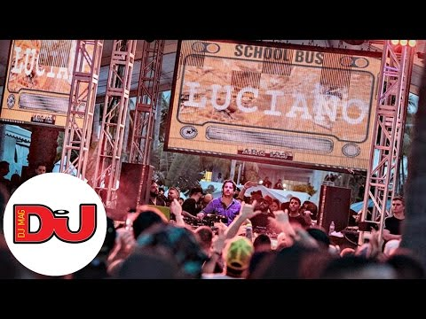 Luciano Live DJ Set from Sunday School @Surfcomber Miami 201