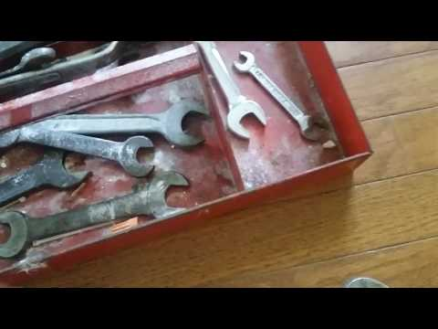 Tool find old wrenches