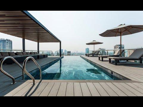 Khách sạn Everland Hotel –  khách sạn với hồ bơi trên cao độc đáo tiêu chuẩn 3 sao