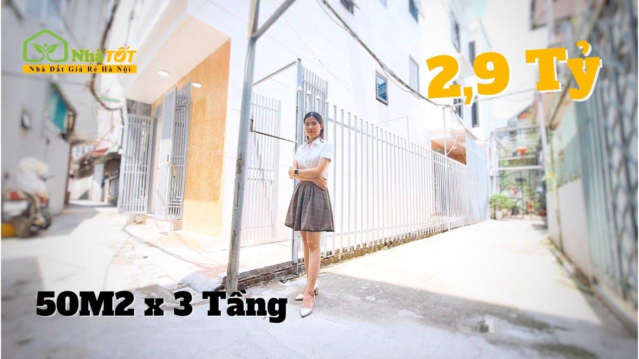 image 3 Tầng X 50M2, Có Sân Đễ Xe Phường Đại Mỗ, Nam Từ Liêm, Hà Nội   nhà TỐT