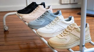 How To Style Non-White Sneakers
