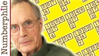 Shapes And Hook Numbers - Numberphile