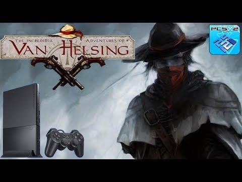 Van Helsing / PS2 / [ PCSX2 1.5.0 ]
