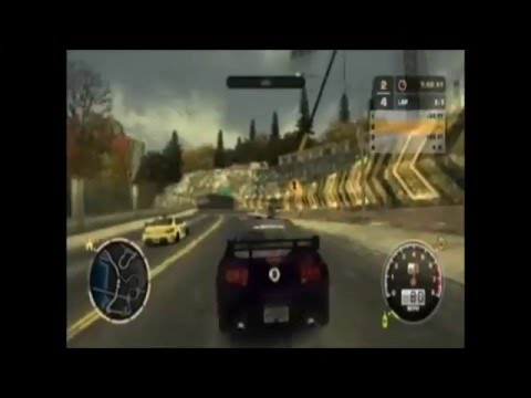 """(Xbox) Need For Speed: Most Wanted (Blacklist #10 (Karl """"Baron"""" Smit))"""
