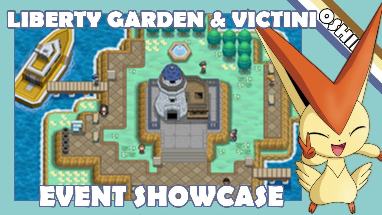 liberty garden victini event showcase - Liberty Garden
