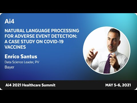 Natural Language Processing for Adverse Event Detection: a Case Study on COVID-19 Vaccines