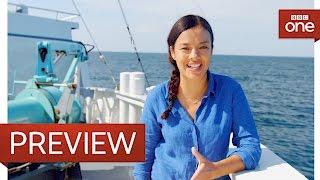 Meet Alucia - Galapagos: Episode 1 Preview - BBC One