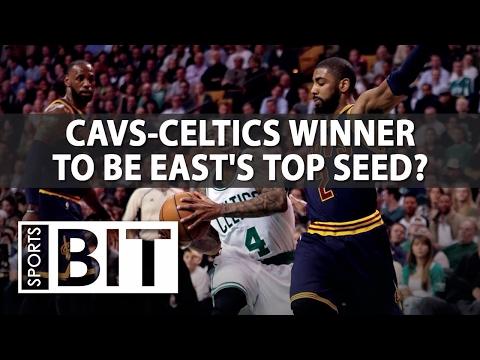 Cleveland Cavaliers at Boston Celtics   Sports BIT   NBA Picks