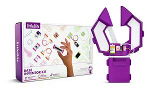 littleBits Base Inventor Kit - An educational gift for every kid on your holiday list