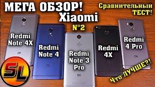 видео Какой Xiaomi Redmi 4 pro, 4A, 4X или 3S купить 5 на Алиэкспресс – сравнение в обзоре