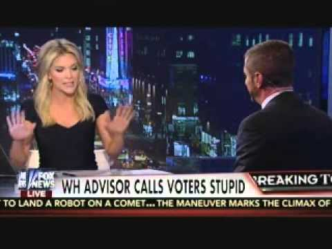 Bernard Whitman Discusses Obamacare With Megyn Kelly