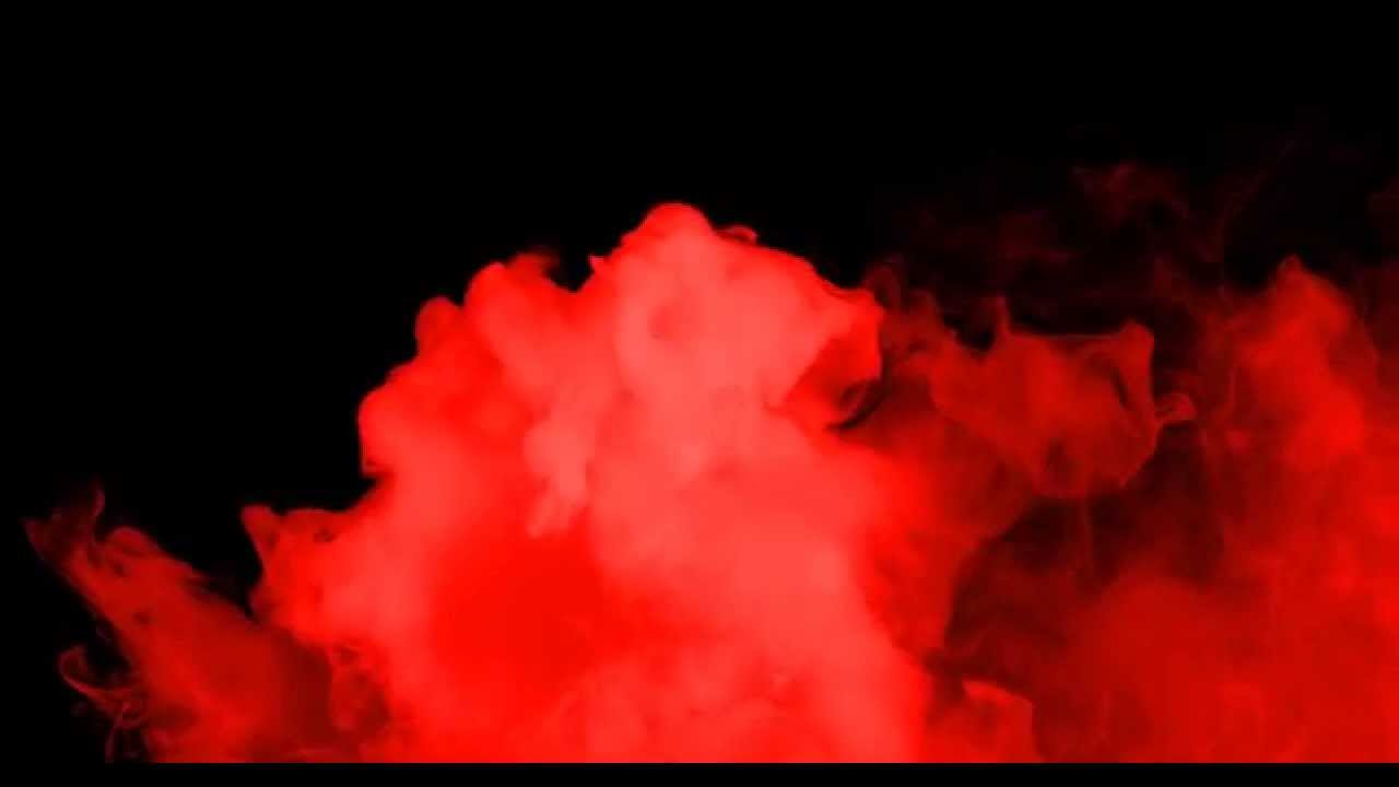 red smoke after effects test