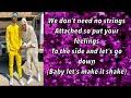 Armon and trey-no strings lyrics queen naija
