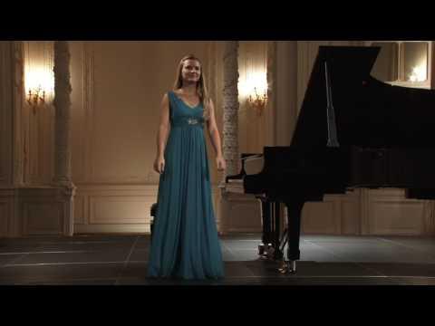 Varvara Tarasova (piano) English Hall of St. Petersburg Music House 2014-10-08