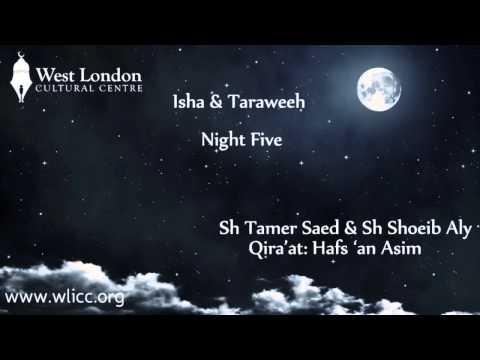 Taraweeh 1435/2014 - Night 5