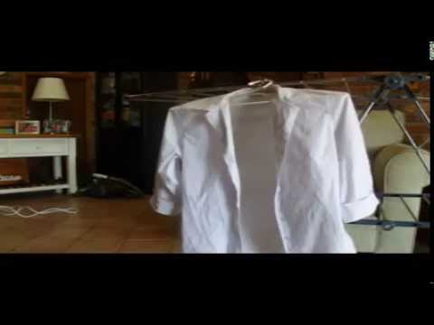 how to dry clothes without a dryer indoor drying quickly cheaply step by step instructions. Black Bedroom Furniture Sets. Home Design Ideas