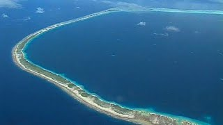 Paysage d'atoll - FR
