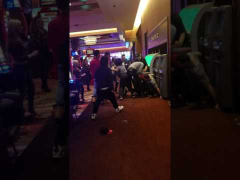 Viral video of fight at Rivers casino in Schenectady NY