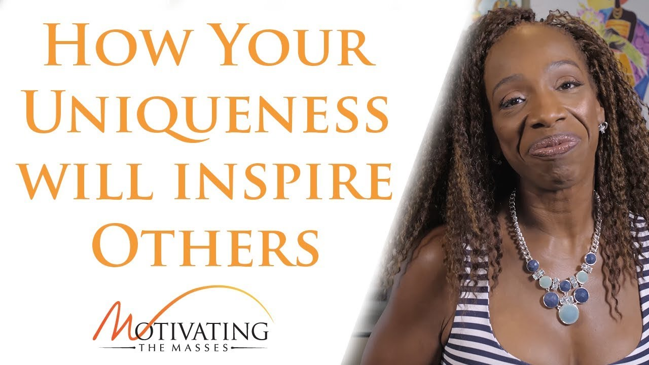 Lisa Nichols - How Your Uniqueness Will Inspire Others