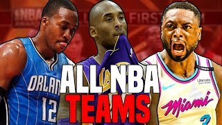 Do You Know The ALL NBA TEAMS From The 2010s?   KOT4Q