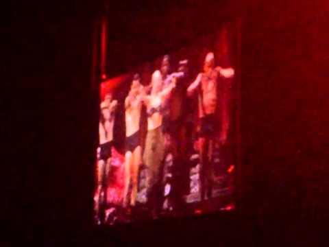 121212 Lady Gaga - Alejandro @ Born This Way Ball [Russia]