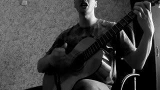 Lumen - Гореть (Guitar Cover) гитара