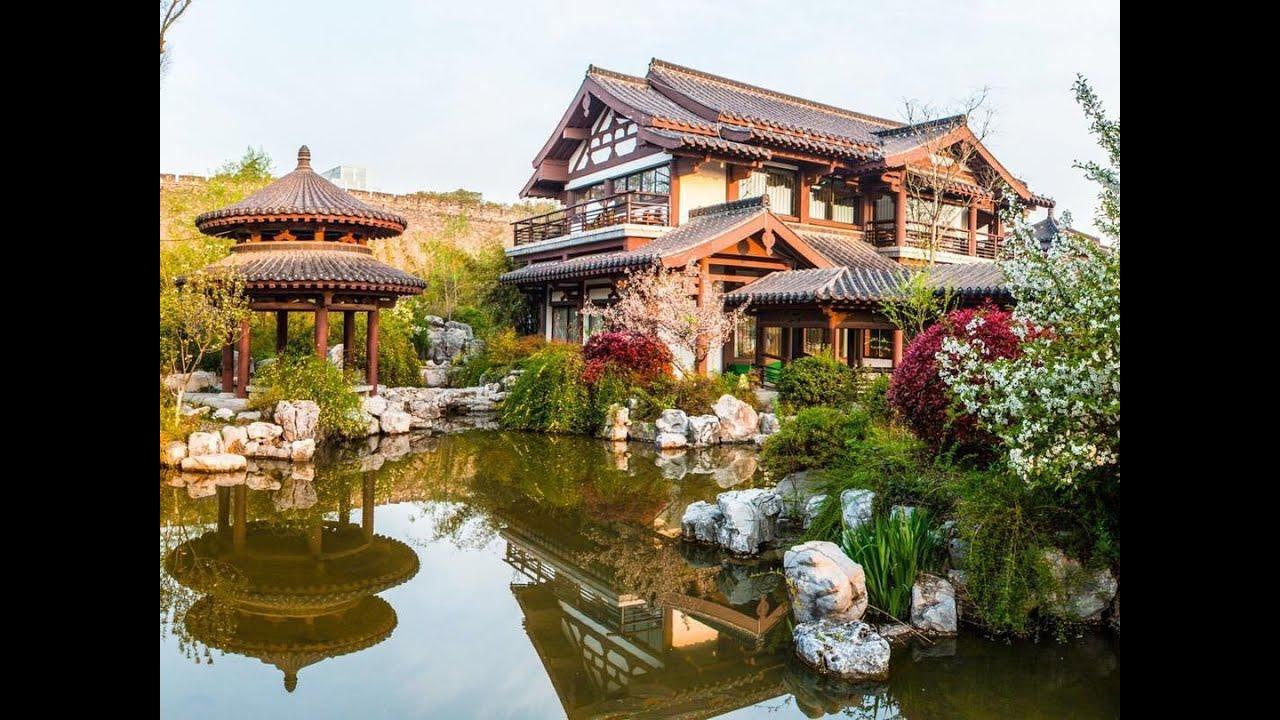 Landscape Design Chinese Garden