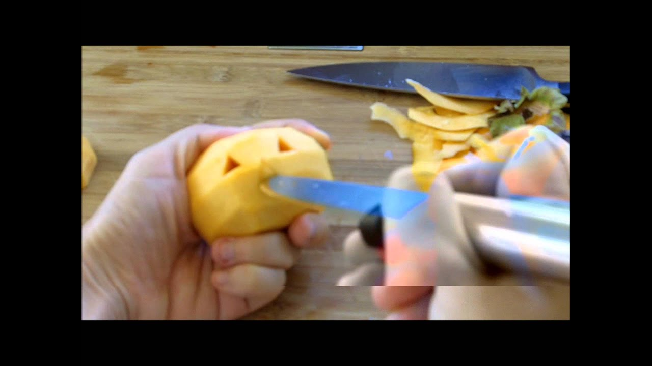 persimmon pulp how to make