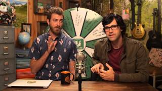 Rhett's Horrible Disneyland Trip