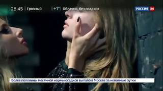 Как снимали клип Светланы Лободы в Zhavoronki Event Hall