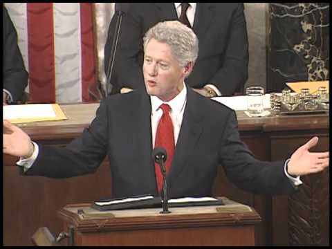 The 2000 State of the Union (Address to a Joint Session of the Congress)
